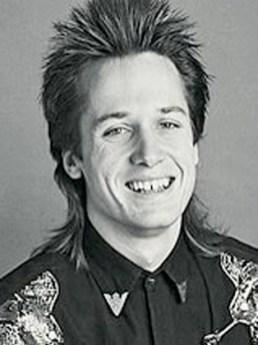 Keith Urban Teenager