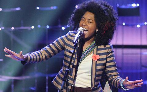 Majesty Rose on American Idol 2014