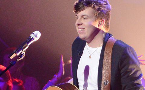 Alex Preston on American Idol 2014
