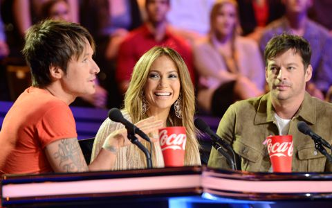 American Idol Judges on Season 13