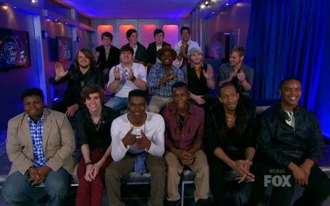 American Idol 2014 Top 15 Guys