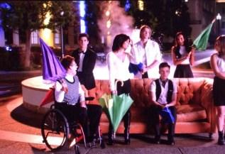 Adam Lambert Glee Spoilers Photos New New York 7