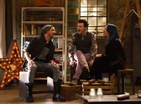 Adam Lambert Glee Trio Photos 2