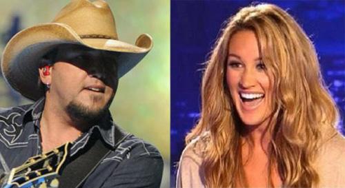 Kelly Clarkson dating Jason Aldean judisk hastighet dating Camden