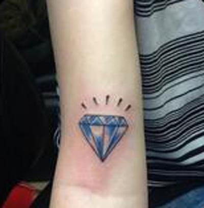 MK Nobilette tattoo
