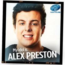 Alex Preston on American Idol