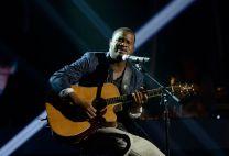 CJ Harris on American Idol
