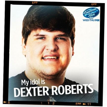 Dexter Roberts on American Idol