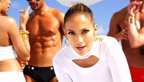 "Jennifer Lopez in ""I Luv Ya Papi"" - 09"