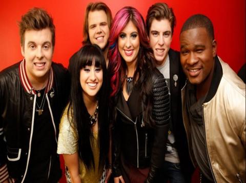 American Idol 2014 Top 6