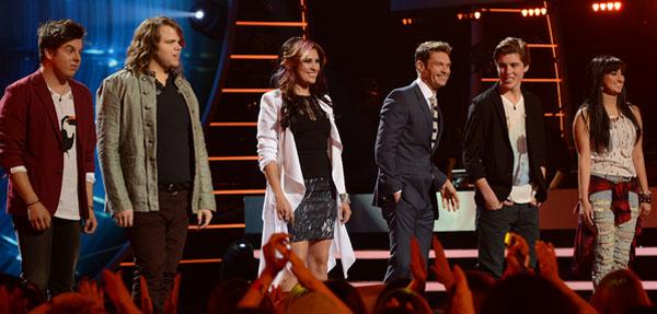 American Idol Top 5 Performances (12)