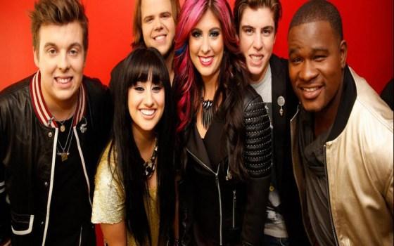 Top 6 on American Idol 2014