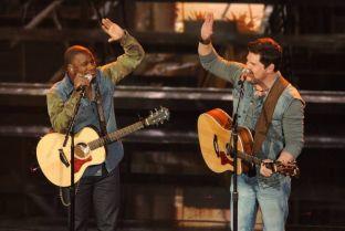 CJ and Dexter duet