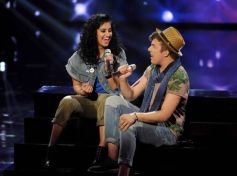 Jena Irene and Alex Preston duet