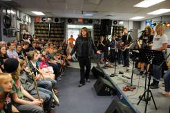 Caleb Johnson Hometown Visit