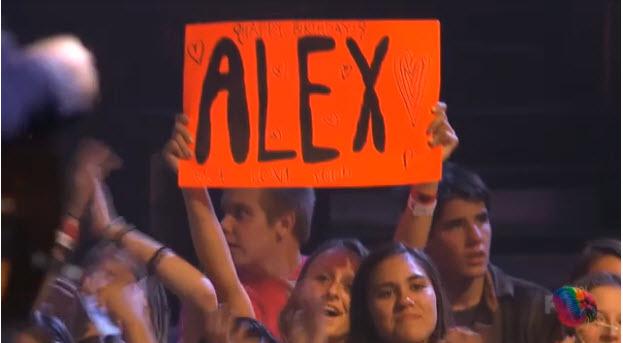 American Idol 2014 Alex
