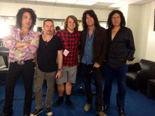 American Idol 2014 Finale Caleb Johnson and KISS