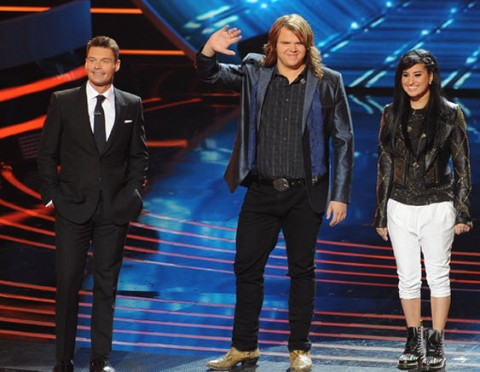American Idol 2014 Top 2 Caleb and Jena