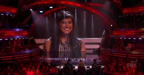 American Idol 2014 Top 3 Jena Irene