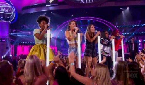 American Idol Finale 45