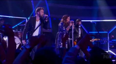American Idol Finale 95
