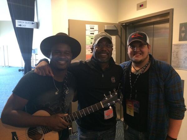 American Idol Finale CJ Harris and Dexter Roberts