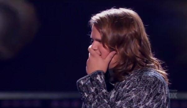 American Idol Finale Caleb Johnson 13