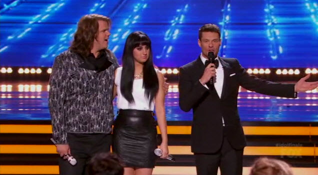 American Idol Finale Caleb Johnson 3
