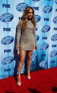 American Idol Finale Jennifer Lopez