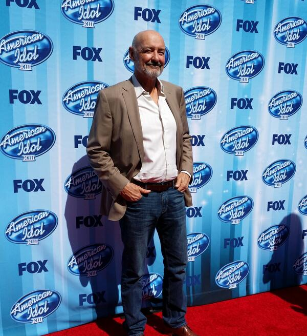 American Idol Finale Terry O'Quinn