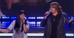 American Idol Top 2 Caleb and Jena