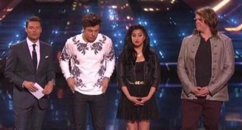 American Idol Top 3 Results 3
