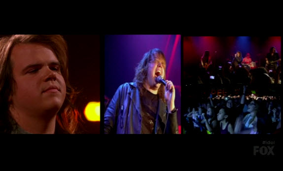 Caleb Johnson Hometown 6