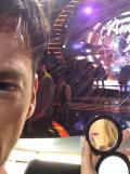 Harry Connick Jr. selfie 2