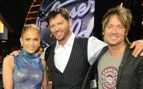 American Idol Judges on Season 13