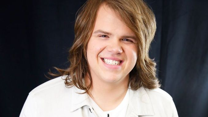Caleb Johnson on American Idol
