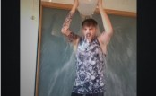 ALS Ice Bucket Challenge Adam Lambert 2