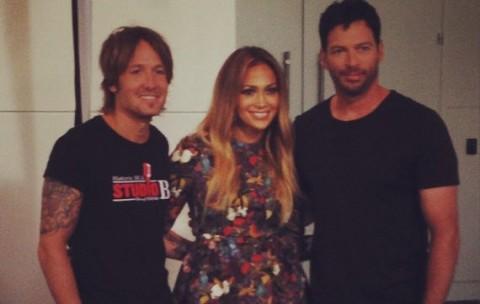 American Idol 2015 Judges (Instagram)