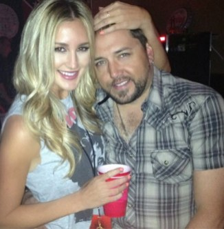 Jason Aldean and Brittany Kerr 2