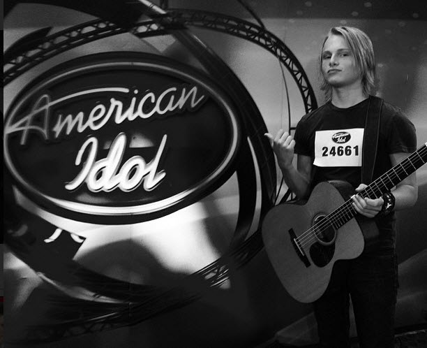 Riley Bria American Idol
