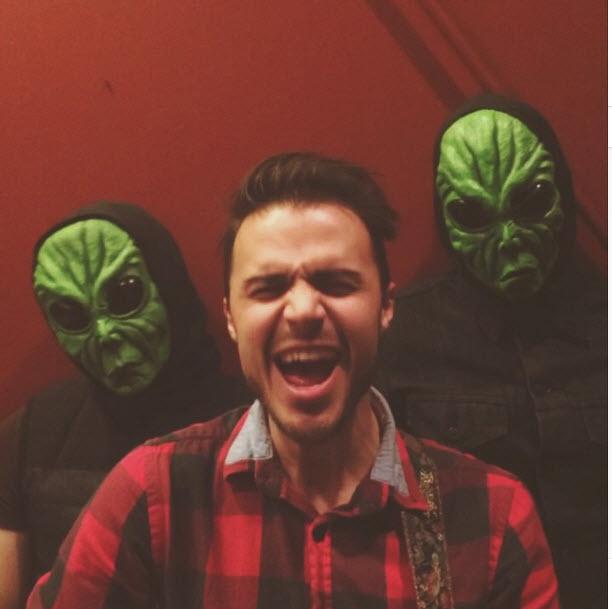 American Idol Kris Allen Halloween