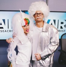 American Idol Ryan Seacrest Halloween Costume