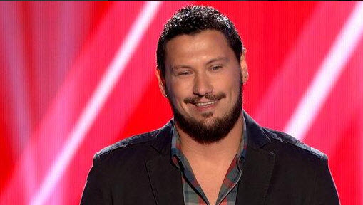 Mark Andrew Pudas American Idol 2015