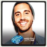 Nick Fradiani on American Idol 2015