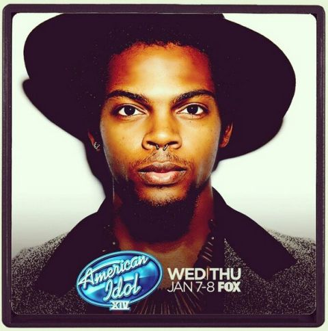 Quentin Alexander on American Idol 2015