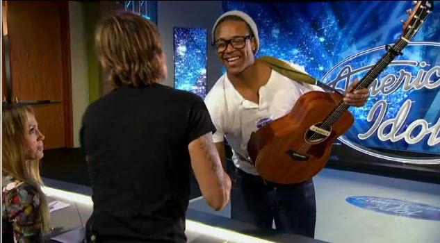 American Idol Savion Wright