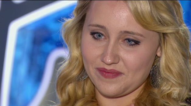 American Idol Steffi Ledbetter