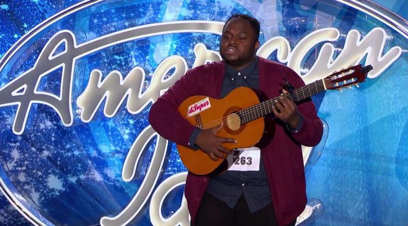 Hollywood Anderson on American Idol