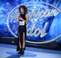 Shi Scott on American Idol