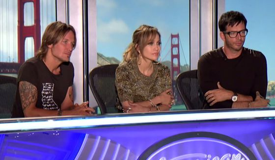 American Idol 2015 San Francisco auditions
